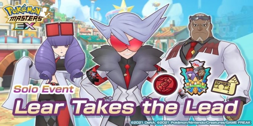 Pokémon Masters EX's final chapter of the Pokémon Masters League Story Arc has been added