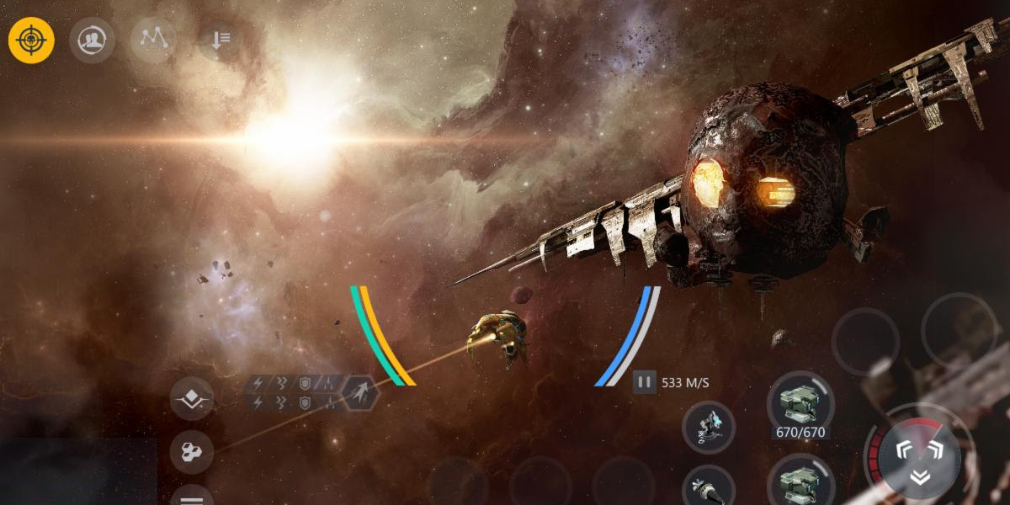 Second Galaxy, ZLONGAME's epic space MMO, launches today for iOS and Android