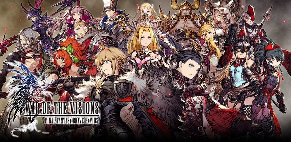 What to expect from the War of the Visions Final Fantasy Brave Exvius and Final Fantasy IV crossover event