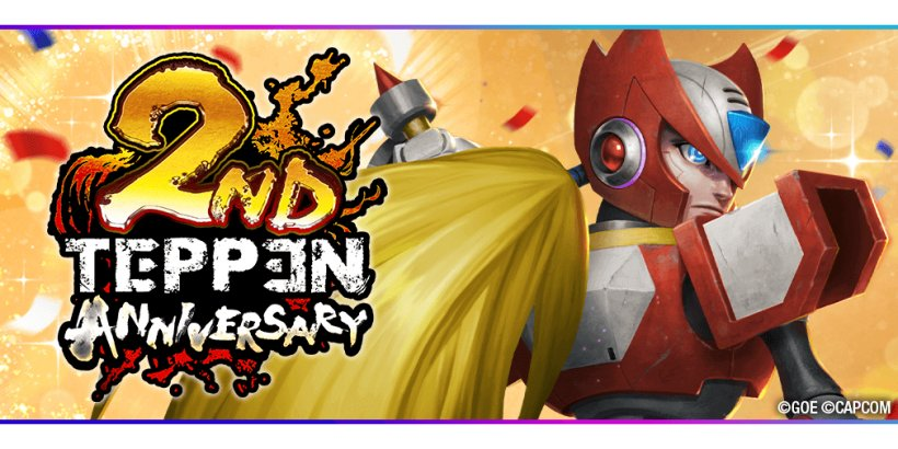 TEPPEN Celebrates its Second Birthday! Ride the Dragons of War!