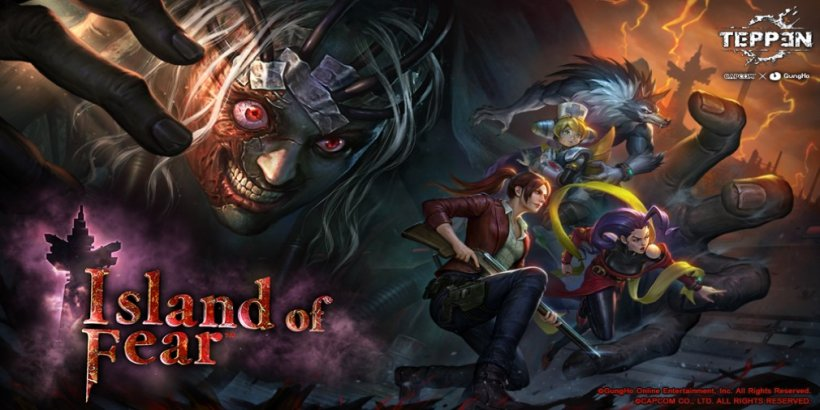 TEPPEN's new expansion features the Island of Fear