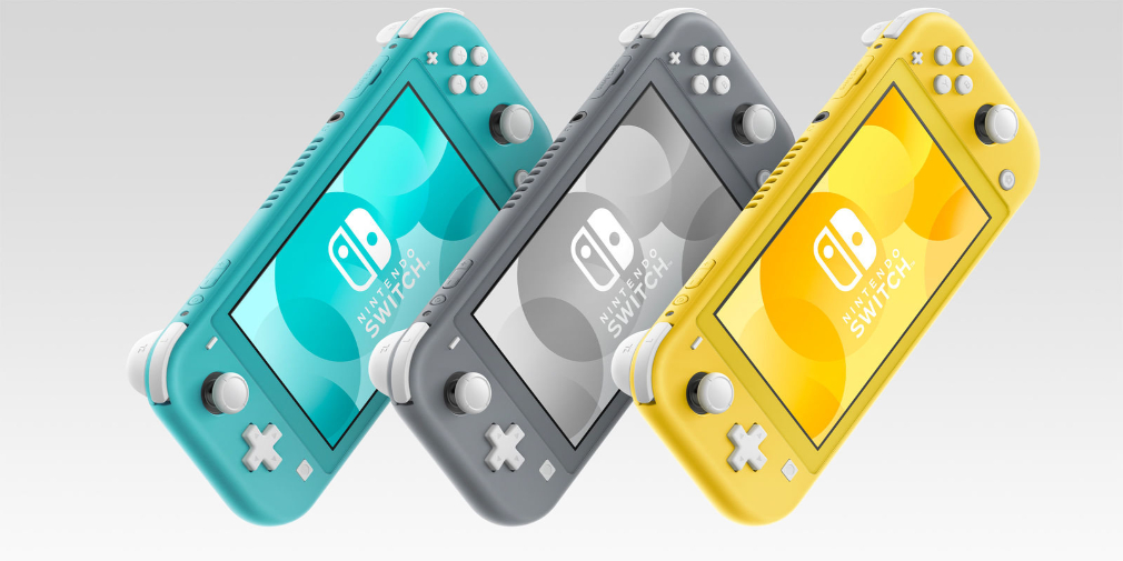 Nintendo Switch Lite offers better battery life and improved portability