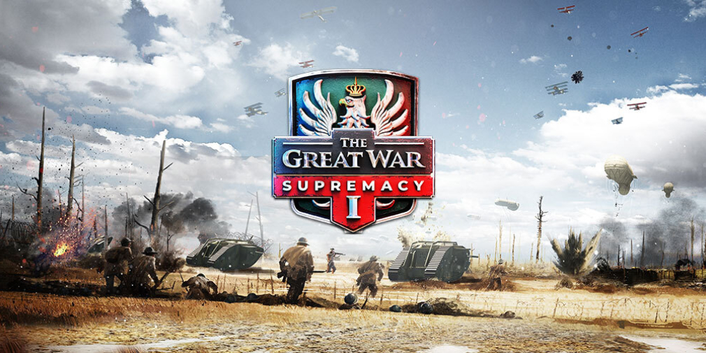 Supremacy 1: The Great War is an ambitious strategy MMO landing on iOS and Android today