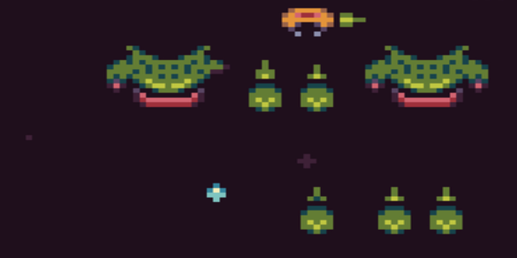 Pixel art shoot 'em up Astral Defense channels Galaga and other retro classics