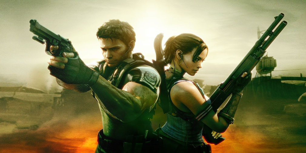 Resident Evil 5 and Resident Evil 6 are coming to Switch on October 29th