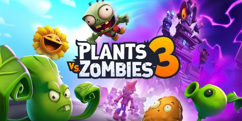 Plants vs Zombies 3 has soft-launched in the Philippines, Ireland and Romania for iOS and Android