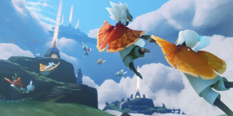 Sky: Children of the Light passes 35 million installs and releases its soundtrack digitally
