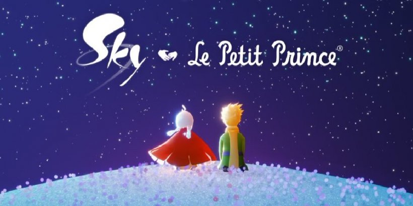 Sky: Children of The Light's first crossover event features Le Petit Prince