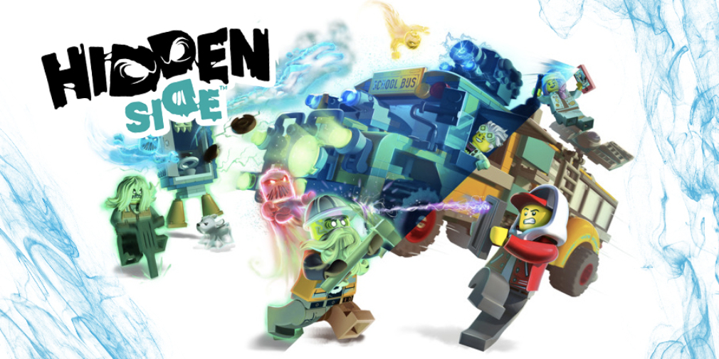 LEGO Hidden Side combines set building with AR mini-games