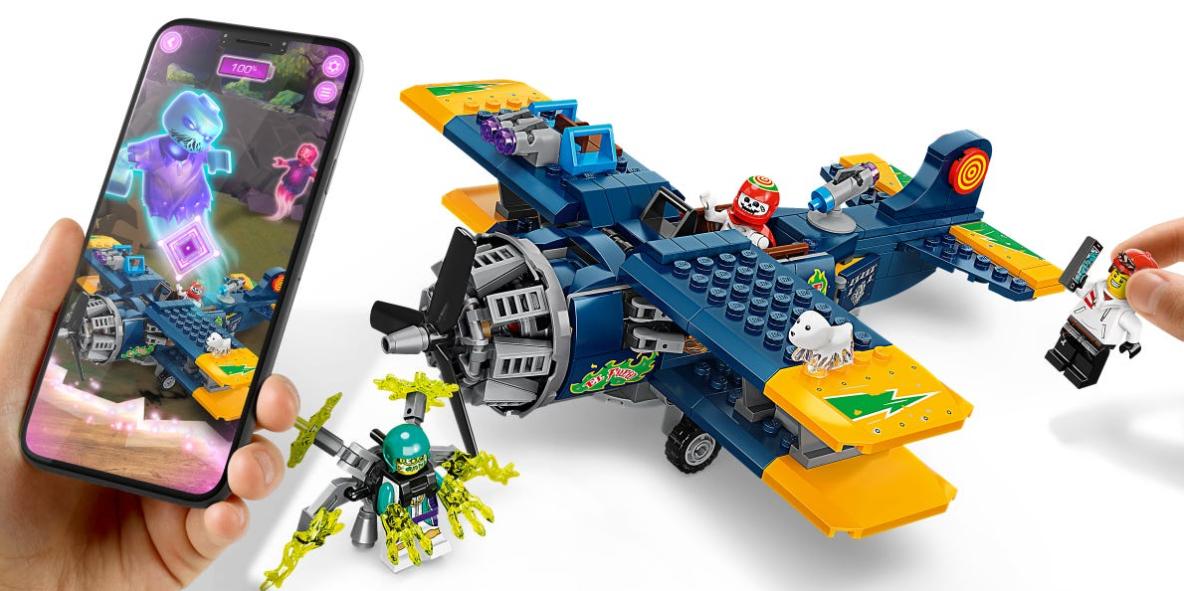 Обзор LEGO Hidden Side 2020 - «Замечательные жуткие наборы, смешанные с приятным действием дополненной реальности»