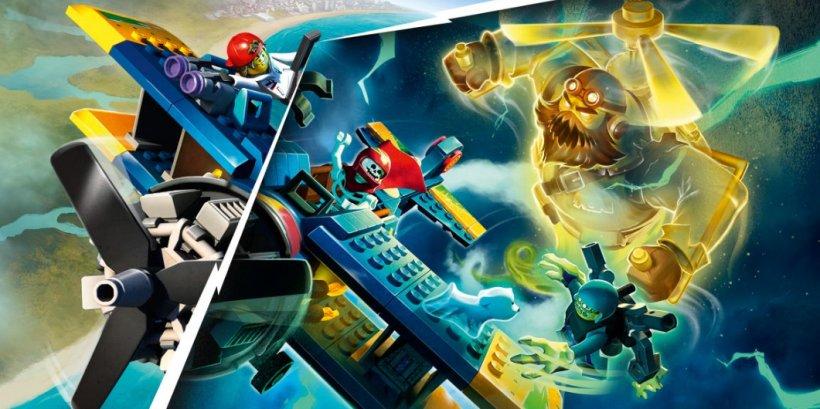 LEGO Hidden Side 2020 review -