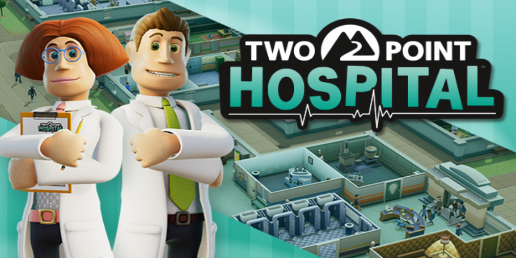 Two Point Hospital comes to Switch later this year