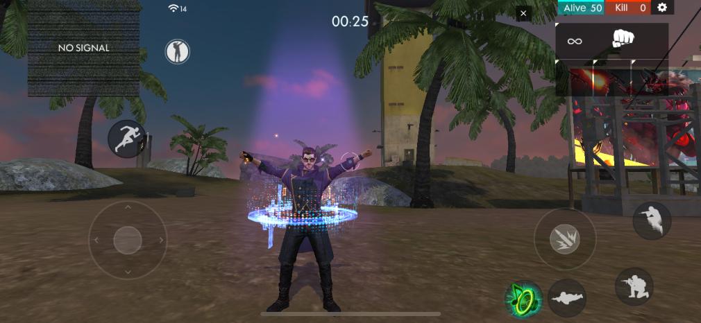 garena free fire ios screenshot dj alok