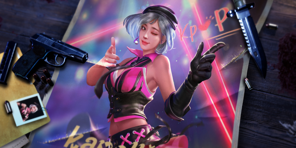 Garena Free Fire's latest update adds playable character Kapella, new weapons, and fan-requested changes