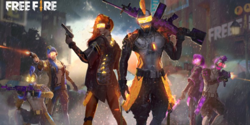 Everything you need to know about Garena Free Fire's Spine Punk Peak Day rewards, Punk Aftermath Drop, Skull Exchange, and Gun King mode