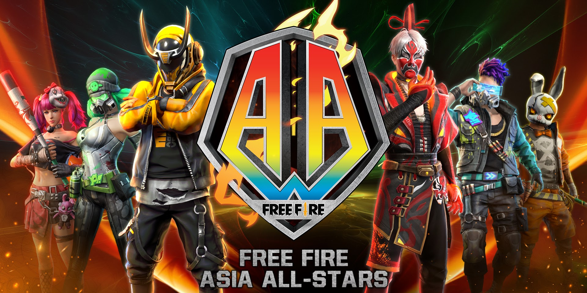 Garena announces online-only Free Fire Asia All-Stars 2020 tournament