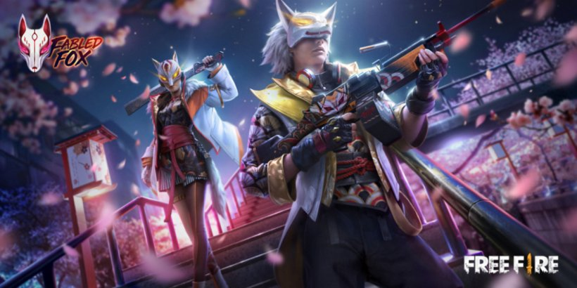 Garena Free Fire's latest Elite Pass, Fabled Fox, launches on June 1st and tells the tale of a violent gang war