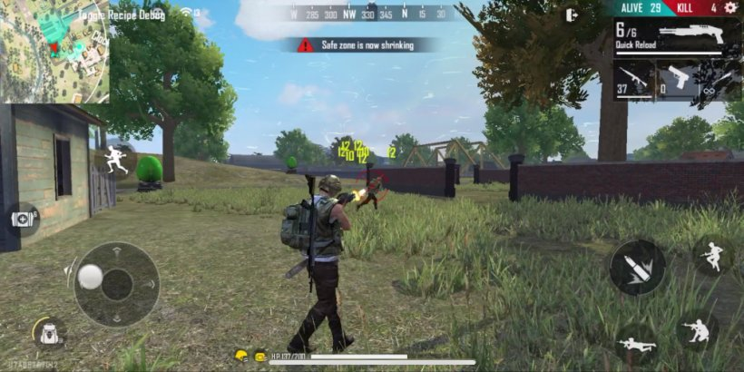 Free Fire Max's second closed beta test kicks off today, so what is the difference between Max and standard Free Fire?
