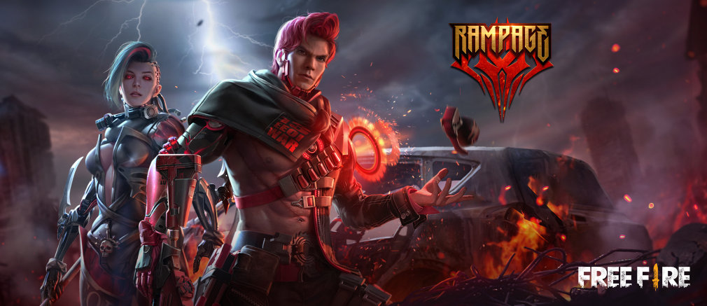 Everything You Need To Know About Garena Free Fire S Rampage Ii