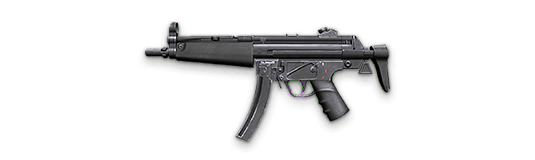 free fire MP5