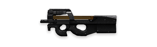 free fire SMG guide - P90
