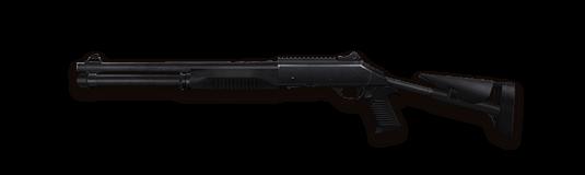 free fire shotguns guide - M1014