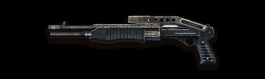 free fire shotguns guide - SPAS12