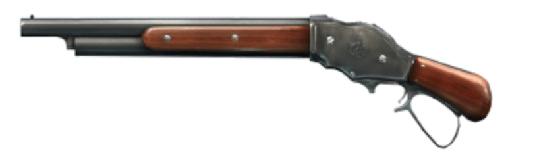 free fire shotguns guide - M1887