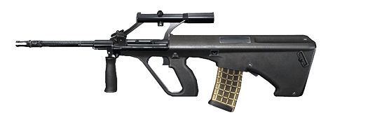 free fire aug assault rifle guide