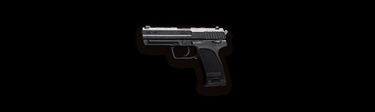 free fire pistols guide - USP