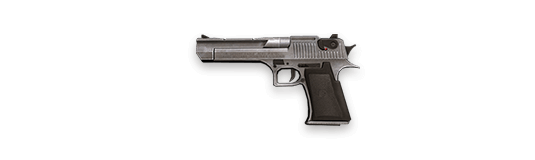 free fire pistols guide - desert eagle