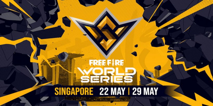 Free Fire has announced an official tournament, Free Fire World Series Singapore, which will take place in May 2021