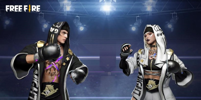 Free Fire's new event, K.O Fight, sees Survivors battling it out in the ring