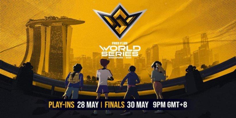 Garena's Free Fire World Series 2021 Singapore gets underway today