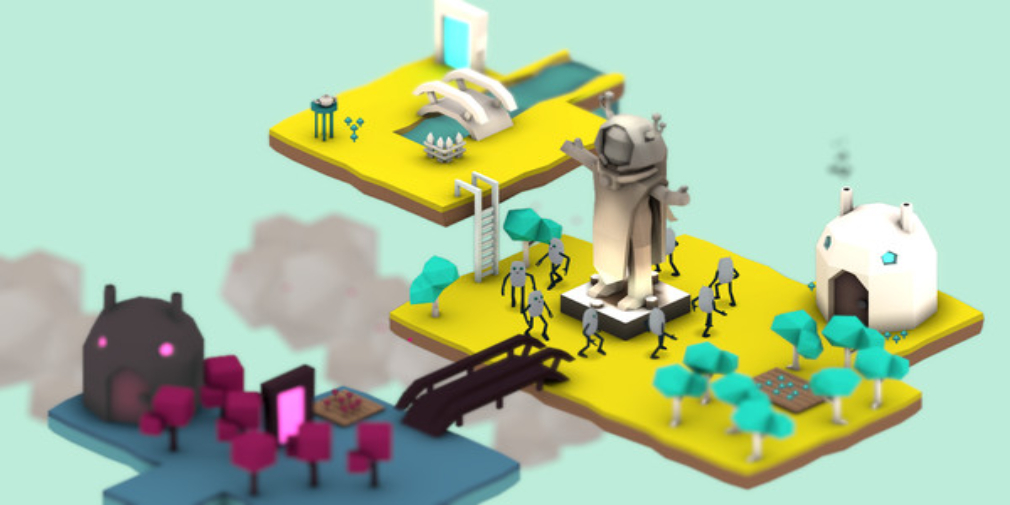Playerless: One Button Adventure is a comedic puzzler that sees you fixing ridiculous bugs