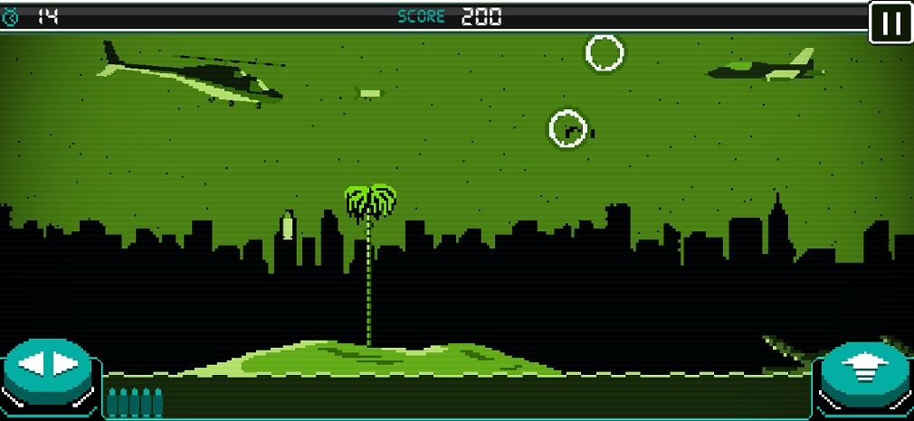 Chopper Commando brings action-packed, chopper-flying fun to iOS