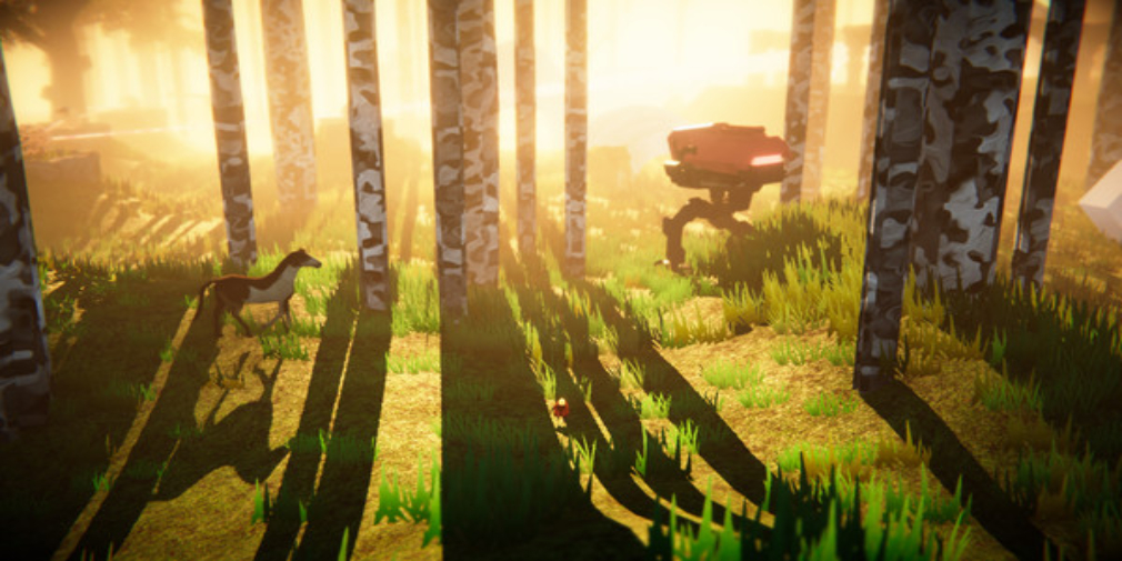 Widower's Sky reveals sci-fi vistas and isometric exploration in new trailer