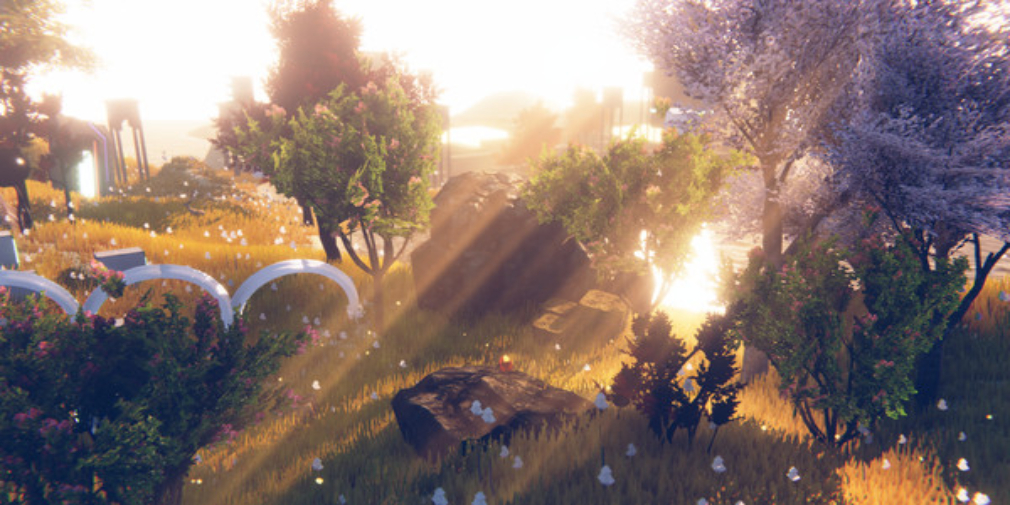 Widower's Sky is a gorgeous and impactful adventure game