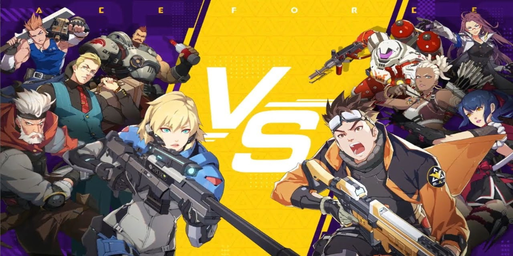 Ace Force, Tencent's Overwatch-like hero shooter, launches August 13th