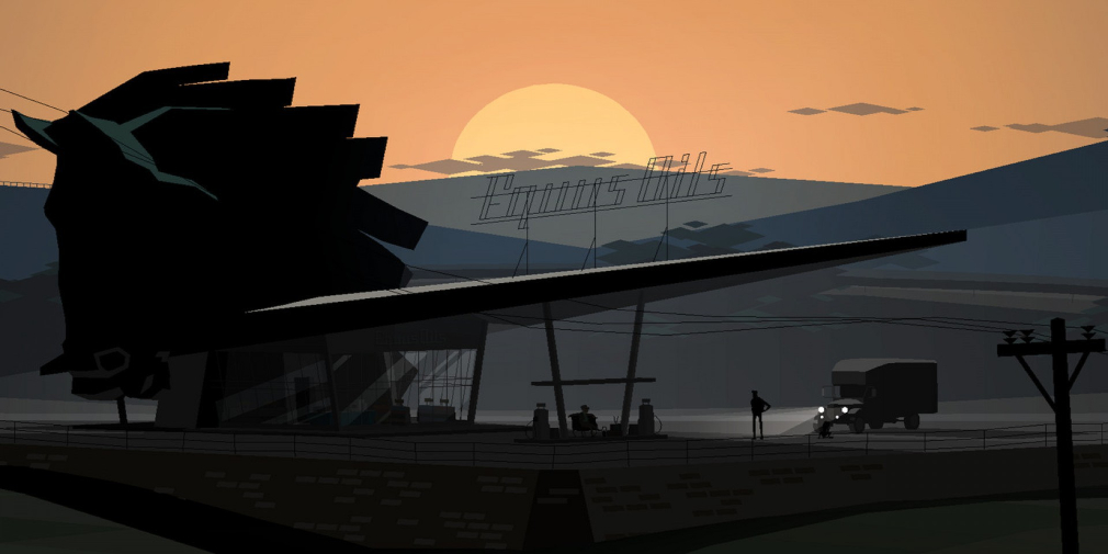 Kentucky Route Zero's development status hotline is now counting down to (hopefully) Act V's release