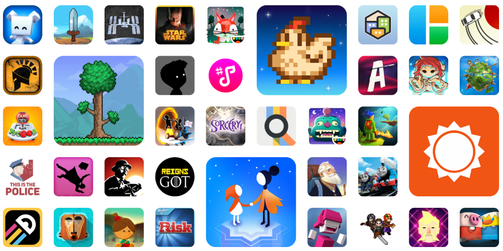 Full list of games and apps for Google Play Pass