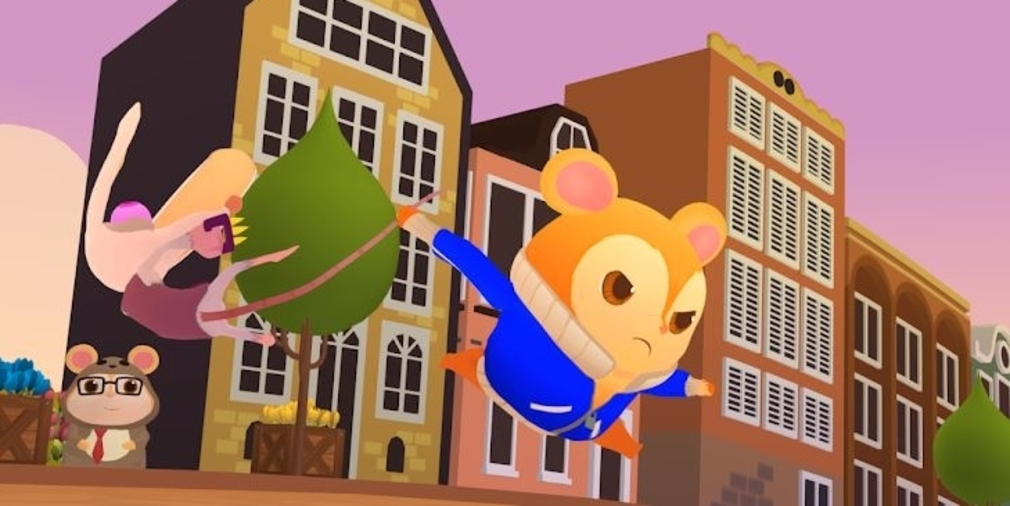 "Hamsterdam review  - ""Kung Furry"""