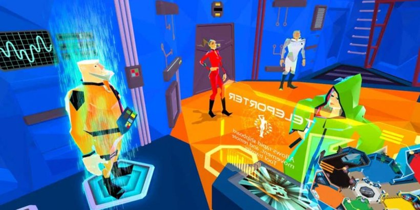 The Captain Is Dead adds four crew members and more efficient HUD in latest update