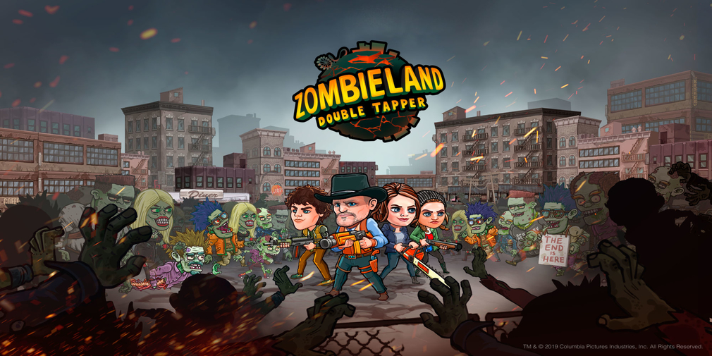 Zombieland: Double Tapper brings idle zombie slaying to your phone