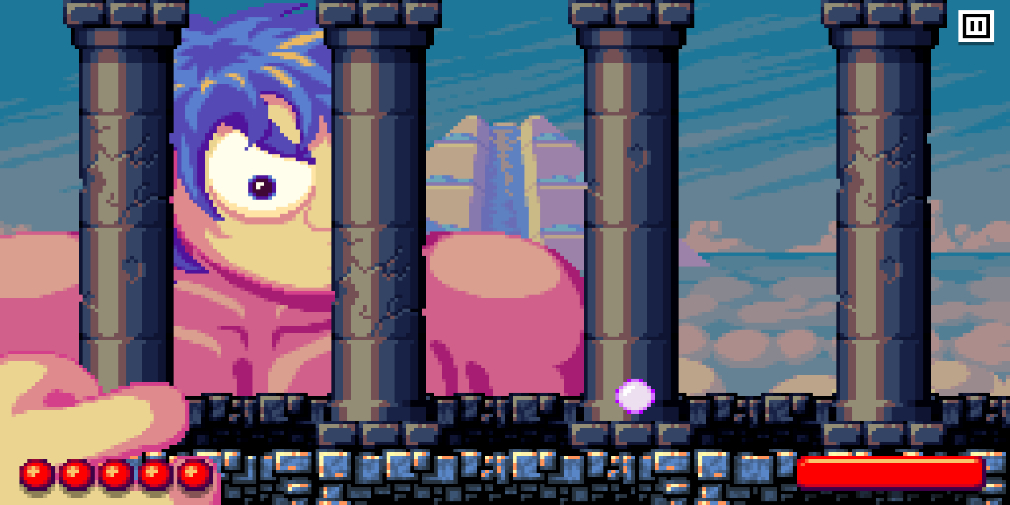 Witcheye is a gorgeous, old-school platform adventure from publisher Devolver Digital