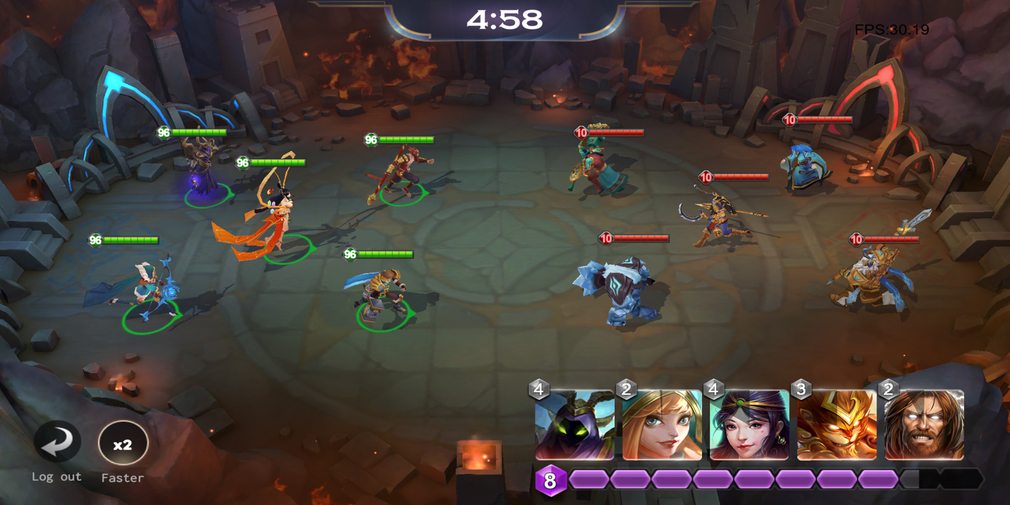 Smite Blitz, the spin-off to the popular MOBA, is available now for iOS and Android