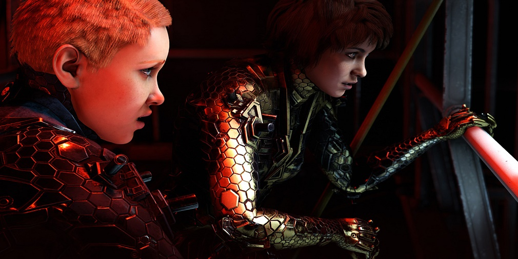 "Wolfenstein: Youngblood Switch review - ""Shoot the Nazis"""
