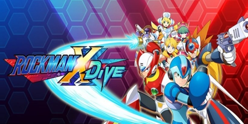 You can register for the Mega Man X Dive beta now