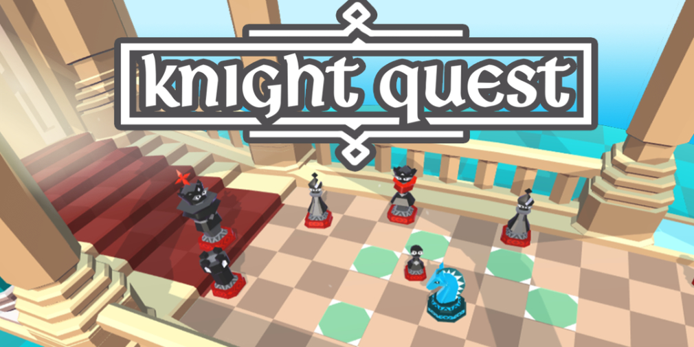 Knight Quest is a chess inspired runner coming later this month
