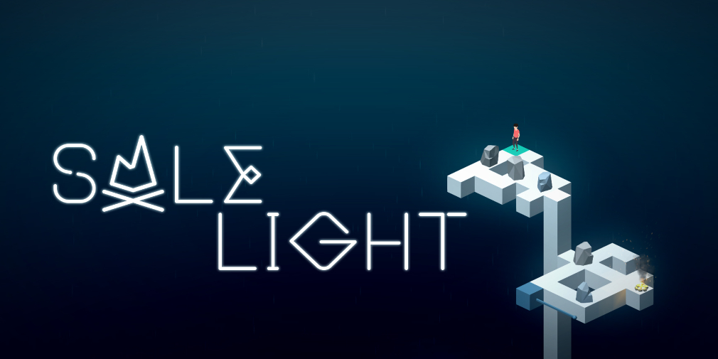 Sole Light is a striking isometric puzzler which challenges you to control clones of yourself